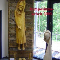 """""""Abgehängt"""" 2003 Deutscher Michel Daetz-Centrum"""
