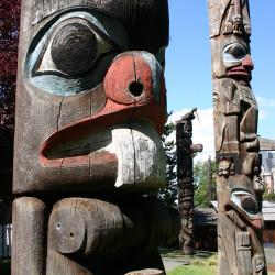 Haida-Totems
