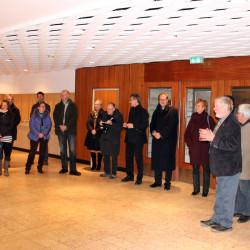 Die Übergabe erfolgte am 18. Dezember 2013 an Oberbürgermeisterin Barbara Klepsch sowie Vertretern aus Wirtschaft und Kultur