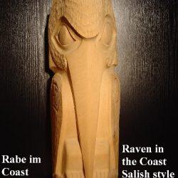 Raven indian stil