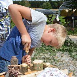 Holz gestalten