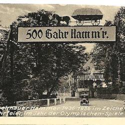 500 Jahre hammer