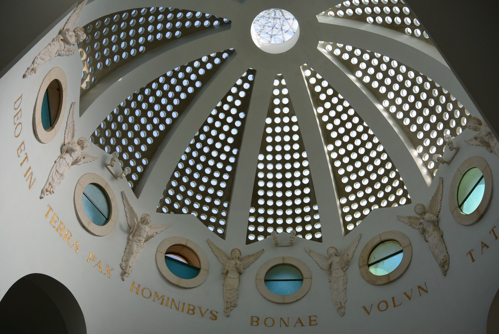 Kuppel in Nazarethz